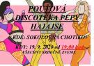 Pouťová diskotéka Pepy Hajajse 1