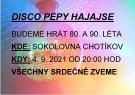 Disco Pepy Hajajse 1